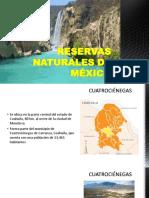 Reservas Naturales de México