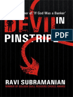 Devil in Pinstripes - R. Subramanian