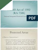 NIPAS and Wildlife Resources
