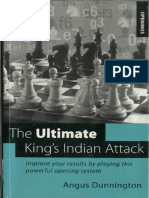 Angus Dunnington - The Ultimate Kings Indian Attack_Batsford 1998