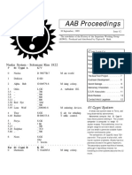AAB Proceedings - Issue #41