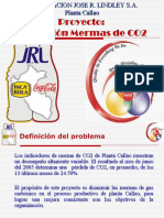 Reduccion Mermas Inca Kola