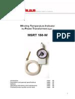 Terman - WTI - MSRT150-W
