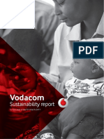 2017 Vodacom Sustainability Report