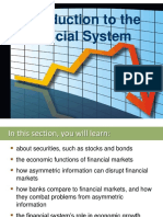 1. Intro to Financial System