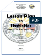 Lesson Plan (Quartile)
