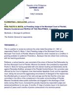 Criminal Law Cases - Probation