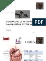 A Diarreia segundo a MTC