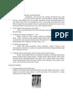 infeksi melalui periodontal