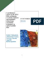 Palu Earthquake EMSC Report 19-10-2018