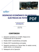 3. Despacho Económico__Primera Parte