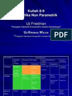 8 9 Uji Friedman Kruskalwalis