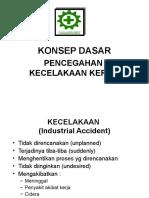 Pencegahan Kecelakaan Kerja