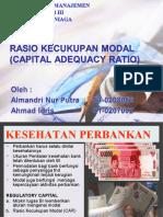 Rasio Kecukupan Modal Bank