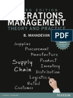 Operations Management_ Theory and Practice - B. Mahadevan