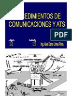 Procedimiento de Comunicaciones y Atc