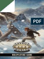 SWADE Savage Worlds Adv Ed Core Rules