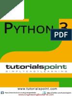 Python Tutorial Point Pdf