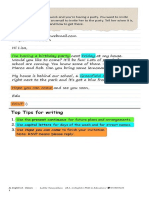 Email Writing 1