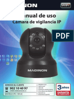 Manual Cámara MAGINON IPC-100 AC