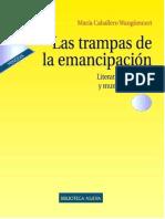 LAS TRAMPAS DE LA EMANCIPACION - Maria Caballero Wanguemert-converted.pdf