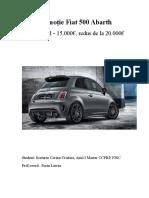 Fiat Scutariu Corina-cristina