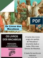 Livro Dos Macabeus (1)