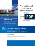 Unlicensed ECP2018 LiquidBiopsy