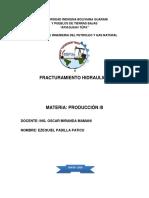 Método Fracturamiento Hidraulico(Padilla)