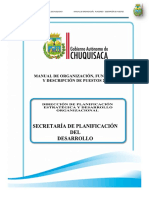 Manual de Funciones GADCH 2017.