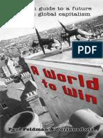 A World to Win (Without Capitalsim) Paul_Feldman,_Corinna_Lotz