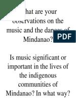 Mindanao 1