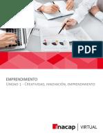 Unidad 1 Introduccion (Creatividad-Innovacion-Emprendimiento)