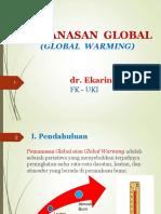 Paparan Global Warming Final