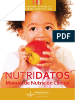 Nutridatos-Manual de Nutricion Clinica