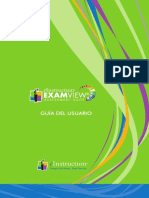 ExamView Assessment Suite. Dual- GUÍA DEL USUARIO