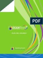 ExamView Assessment Suite. Dual- GUÍA DEL USUARIO