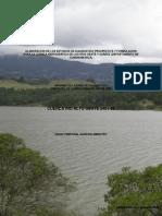 Estudios de Cuenca Hidrografica