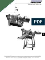A400 Parts Manual Bizerba