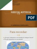 historia grecia 3º basico