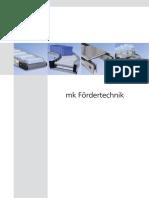 mk conveyors
