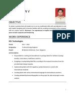 Narayanan 2018 Resume