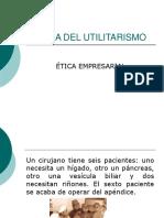 03. Teoría Del Utilitarismo