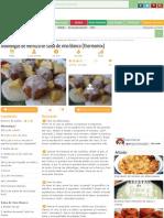 Albóndigas de merluza en salsa de vino blanco (thermomix), Receta Petitchef.pdf