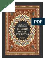El libro de los atributos Rabi Najma