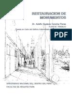 Plan de trabajo de la Puesta en Valor del Edificio Administrativo N° 2 de la UNCP