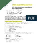 Comparación Del Método Gráfico Con La Solución Analítica de Van Everdingen y Hurst