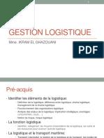 GL CHAPITRE 1 Gestion Des Stocks