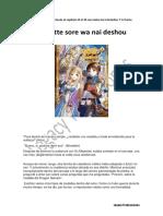 Hachinan Tte Sore Wa Nai Deshou Vol 2