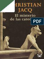 El misterio de las catedrales ( - Christian Jacq.epub
